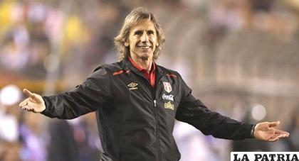 De la mano de Gareca, Perú volvió a jugar la final de Copa América /hsbnoticias.com