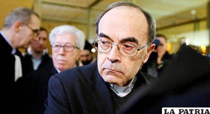 El sacerdote francés Bernard Preyna /Reuters/Archivo