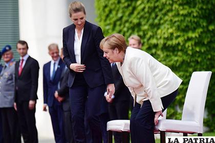 La canciller alemana, Ángela Merkel /Cope