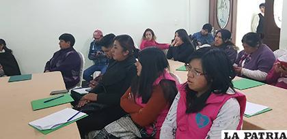 Activistas interesados en plasmar proyectos que refuercen la laicidad  /LA PATRIA