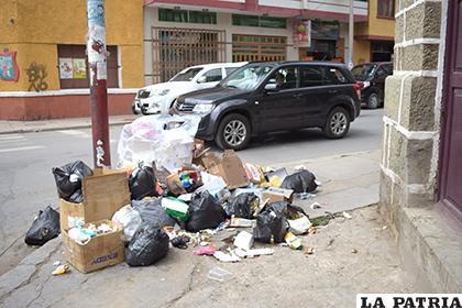 Con nuevo proyecto basura deberá ser seleccionada en origen /LA PATRIA