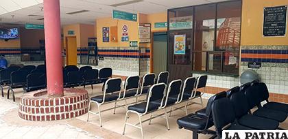 Varios centros de salud estuvieron sin atención ayer /LA PATRIA
