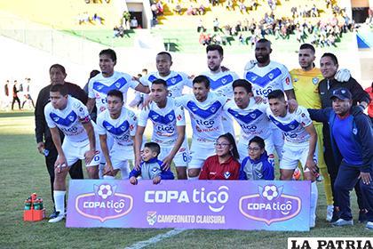San José tiene la esperanza de sumar sus tres primeros puntos /LA PATRIA/Reynaldo Bellota