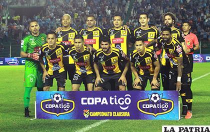 The Strongest comenzó perdiendo este torneo Clausura /APG