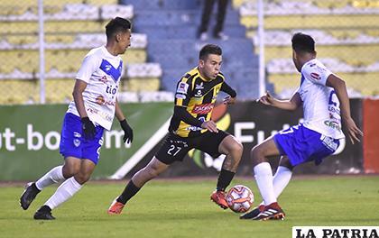 La última vez que jugaron en La Paz, empataron 2-2 el 05/05/2019 /APG