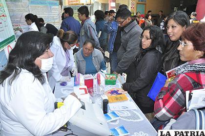 Recomiendan acudir a establecimientos de salud ante problemas respiratorios para no tener complicaciones /LA PATRIA
