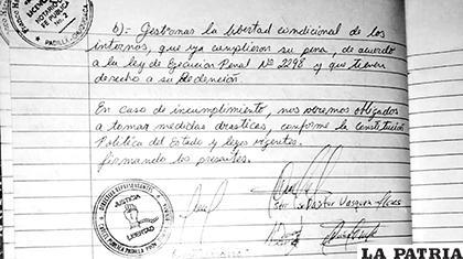 Los privados de libertad de la carceleta de Padilla se declararon en emergencia