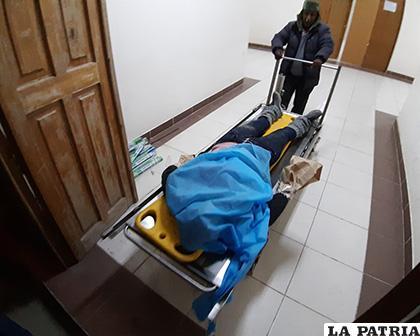 La necropsia ratificó que a la joven la mataron /LA PATRIA/ARCHIVO