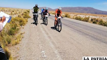 El ciclismo va retornando a sus actividades regulares /LA PATRIA