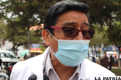 Salud llora por la partida del Secretario del Sirmes, Víctor Araoz /LA PATRIA ARCHIVO