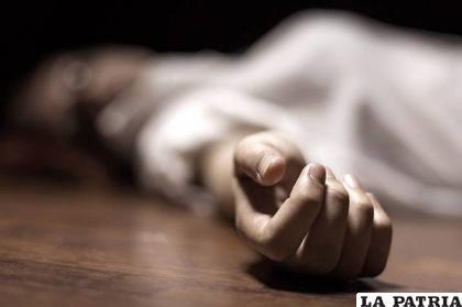 A la fecha confirmaron 65 feminicidios en el país /Foto referencial