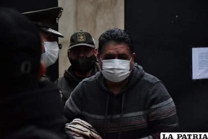 Wilson Martínez está en el penal de San Pedro desde enero /LA PATRIA