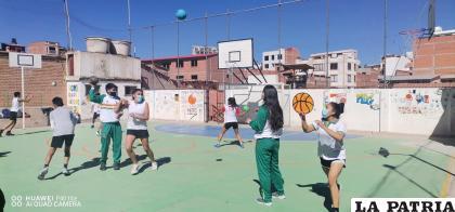 La disciplina del handball avanza a grandes pasos /RR.SS.