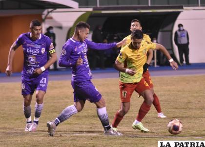 Real Potosí sufre una goleada de local ante Atlético Palmaflor /APG