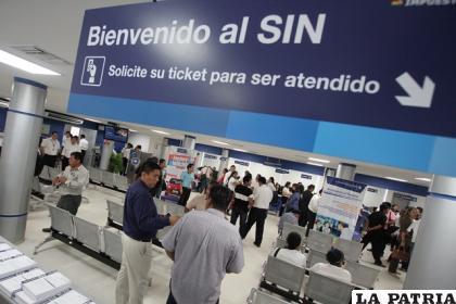 Hasta el 31 de agosto se podrá realizar el pago en el SIN /CÁMARA DE LA CONSTRUCCIÓN SANTA CRUZ