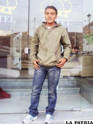 Miguel Loayza Tardío, jugará en San José