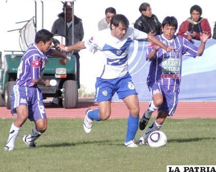 Luiz Carlos Vieira, volverá a estar en el equipo titular