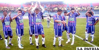 Real Potosí nuevamente enfrenta a San José en el clásico Minero de Fútbol