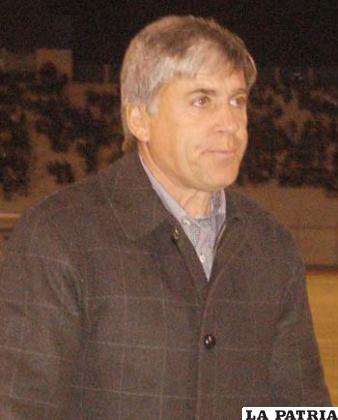 Marcelo Zuleta D.T. de San José