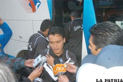 Miguel Loayza, prometió darse íntegro ante los paraguayos