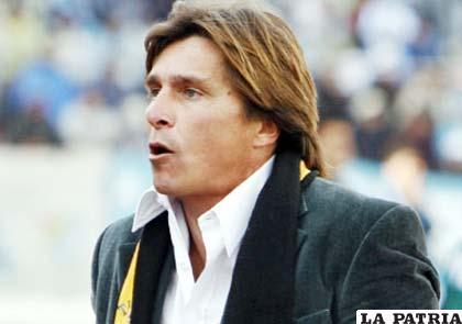 Director técnico, Julio César Toressani