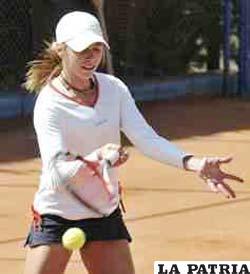 Noelia Zeballos, tenista