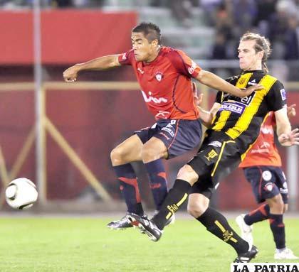 """Compromiso que jugaron anoche en estadio """"Félix Capriles"""", ante buen número de aficionados que se dieron cita al escenario deportivo"""