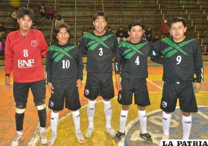 El plantel de Radax no pudo resistir las arremetidas de Quiroziñhos y al final perdió por 5-7