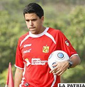 El D.T. Daniel Farías