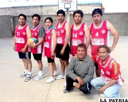 Integrantes de Panorama Deportivo