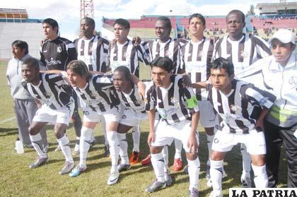 Equipo de Oruro Royal