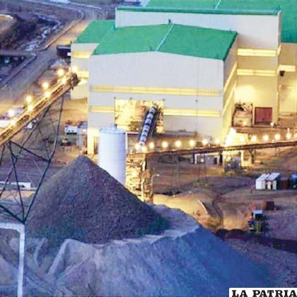 La minería debidamente planificada es sinónimo de seguridades en materia económica, con empleos seguros y cuidado del medio ambiente