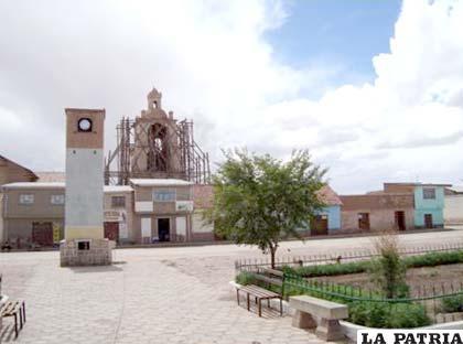 La Plaza de Toledo