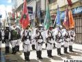 Orureños mostrarán civismo en actos conmemorativos al 6 de Agosto