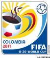 Colombia cerca de romper  marca de Egipto 2009
