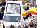 El Papa Benedicto XVI concluyó su visita a España donde se encontró con la juventud