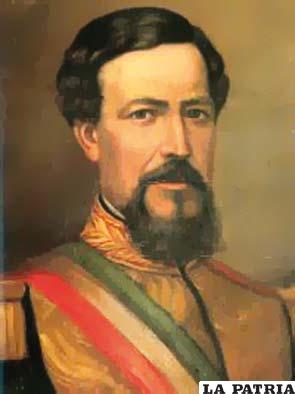 10. EUSEBIO GUILARTE VERA  Nació en La Paz el 15 de octubre de 1805 y murió en Cobija-Litoral el 11 de junio de 1849. Asumió el mando de forma provisional a renuncia de José Ballivián Segurola el 23 de diciembre de 1847 y estuvo cumpliendo esta función hasta al 2 de enero de 1848 al ser derrocado por José Miguel de Velasco por su débil gobierno. Fue parte de las campañas bélicas de Yanacocha y Uchumayo, donde resultó herido. Fue ascendido a coronel y nombrado miembro del Consejo de Estado el 23 de diciembre de 1847, fue investido como presidente por el renunciante general Ballivián.