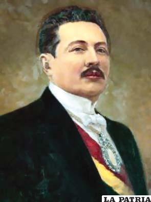 29. BAUTISTA SAAVEDRA MALLEA  Nació el 30 de agosto de 1870 en Sorata-La Paz y murió el 1 de mayo de 1939 en Santiago de Chile. Fue designado posteriormente a la Junta de Gobierno y fue elegido por el Congreso. Inició sus funciones como Presidente el 28 de enero de 1921, investido por el Congreso después del golpe de Estado y transmitió el mando el 3 de septiembre de 1925. En su gobierno se estableció la jornada laboral de las 8 horas; se reglamentó el derecho a la huelga y el trabajo de mujeres y niños, se dictó la Ley Seca referente a la producción y venta de alcohol; se creó la Federación Obrera del Trabajo, antecedente de lo que hoy se conoce como COB, para representar a mineros, fabriles, ferroviarios y maestros.