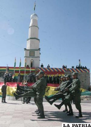 Bolivia, una nación libre e independiente está de aniversario
