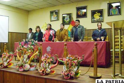 Celebración del Día Mundial del Folklore