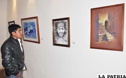 """Obras del Grupo """"Arte O"""", son expuestas en el Museo Histórico """"Ildefonso Murguía"""""""
