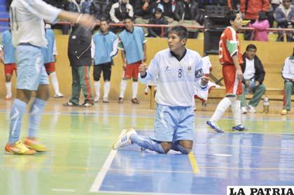 Erwin Saavedra estará en la selección nacional