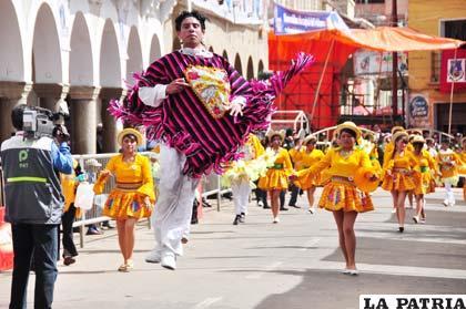 Las tres instituciones llamadas por Ley 602 para llevar adelante el Carnaval de Oruro se reunieron y acordaron trabajar de forma coordinada