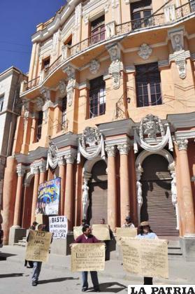 Consejo de Culturas pide que sólo una empresa se haga cargo de la restauración del Palais Concert