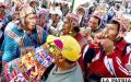 Una vez más los originarios del Norte de Potosí ponen en vilo al gobierno