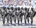 187 años de las Fuerzas Armadas