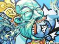 El arte de los grafitis estará presente en la sede de Gobierno