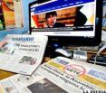 Representantes de 3 medios piden ser juzgados por Ley de Imprenta (Foto APG)