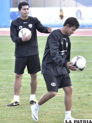 Saucedo y Gomes serán titulares