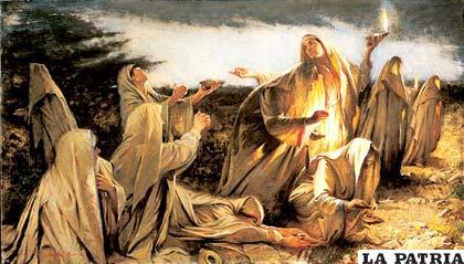 Jesús pidió que se le esperase velándolo y alertas en todo momento